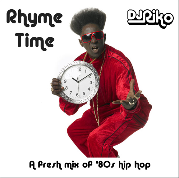 DJ Riko - Rhyme Time